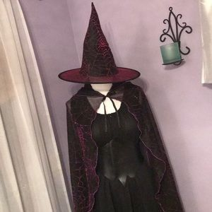 🕷Witch costume